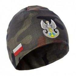 Czapka zimowa WZ10 z flagą...
