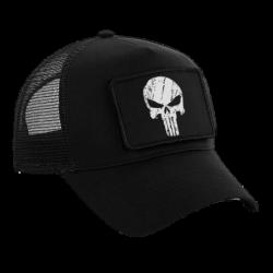 SKULL - czapka z daszkiem /...