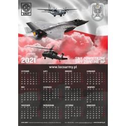 Kalendarz na 2021rok - Siły...