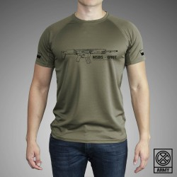 MSBS GROT - Męska koszulka...