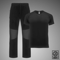 Spodnie outdoorowe + Tshirt...