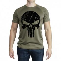 SKULL1 - Męska koszulka...