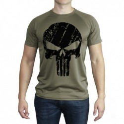 SKULL - Męska koszulka...